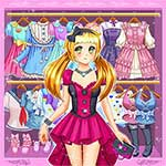 Anime Kawaii Dress Up