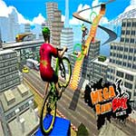 BMX Rider Impossible Stunt Racing: Bicycle Stunt