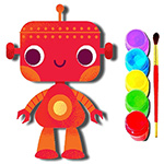 Bts Robot Coloring Book