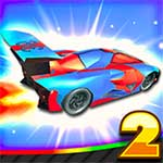 Fly Car Stunt 2 Game