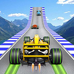 Formula Car GT Racing Stunts