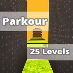 Kogama Parkour 25 Levels