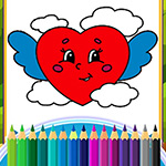 Love Proposal Coloring