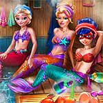 Mermaids Sauna Realife