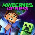 Mınecaves Lost  In Space