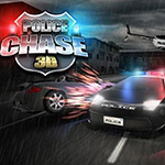 Police Chase: Thief Pursuit