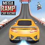 Ramp Car Stunts Racing Extreme Car Stunt