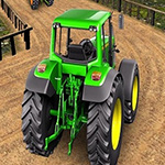 Real Tractor Farming Simulator: Heavy Duty Tractor